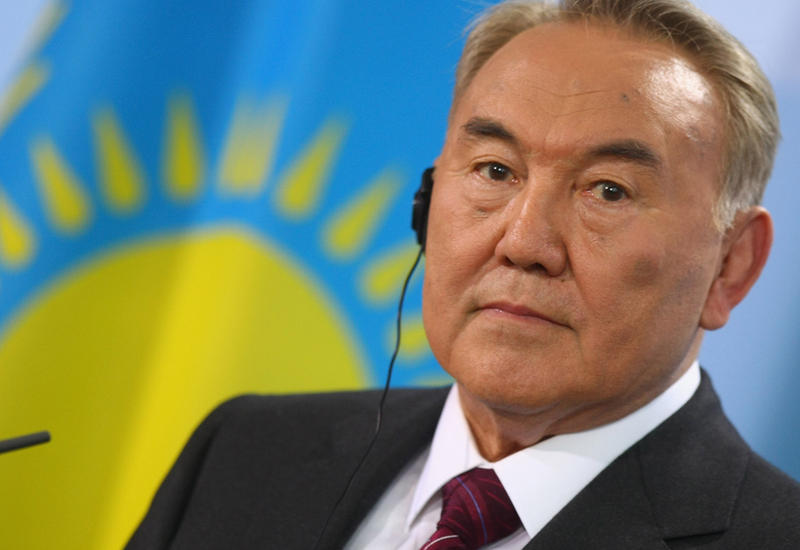 Назарбаев выдвинут на Нобелевскую премию