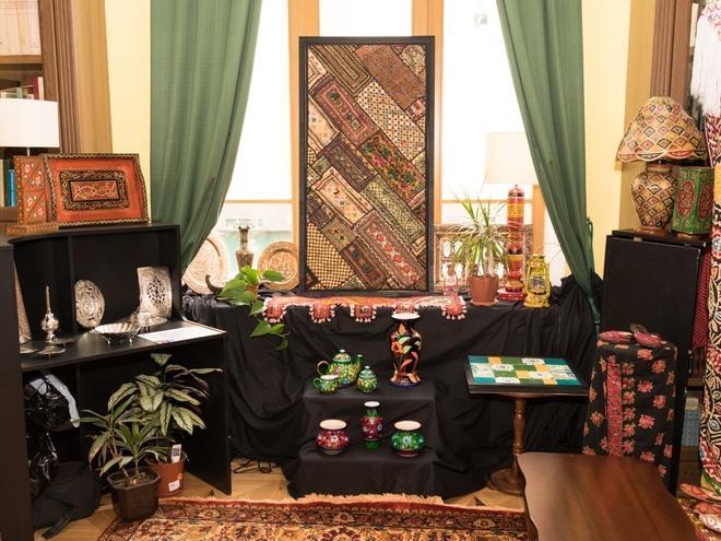 Украинцы познакомились с культурой Азербайджана