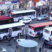 В Баку меняется схема движения этих автобусов