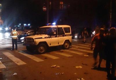 """Атака на главу азербайджанской диаспоры в Украине <span class=""""color_red"""">- СЕРИЯ ВЗРЫВОВ</span>"""