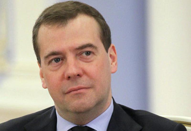 """Медведев остался главой """"Единой России"""""""
