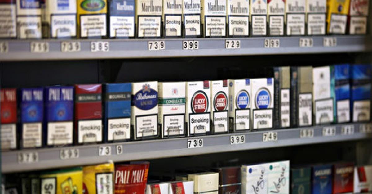 Сигареты какие лучше в россии