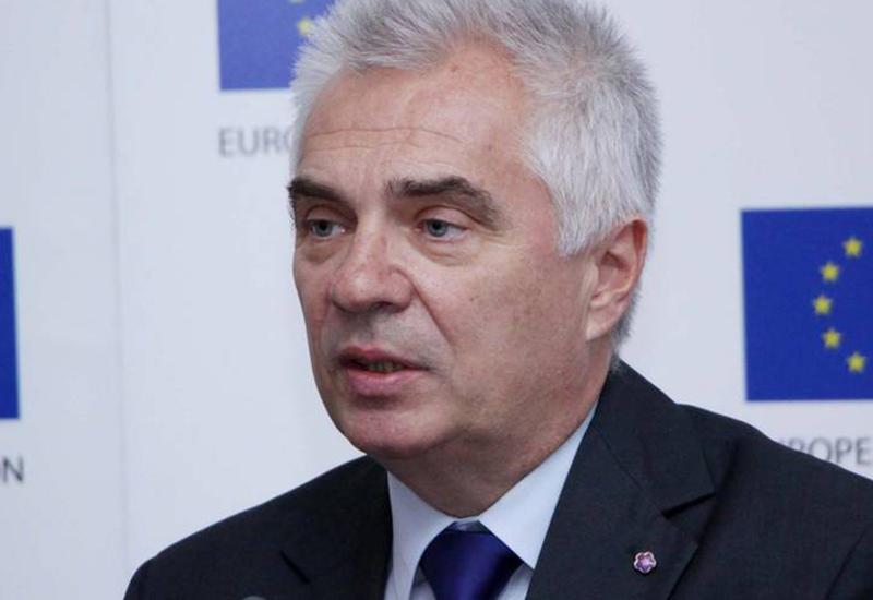 Неблагодарность Еревана удивила посла ЕС