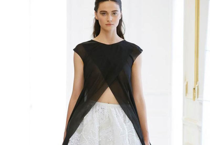 Настоящие богини от Christian Dior на Paris Haute Couture