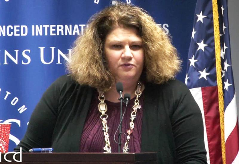 Диана Альтман рассказала всю правду о Карабахе