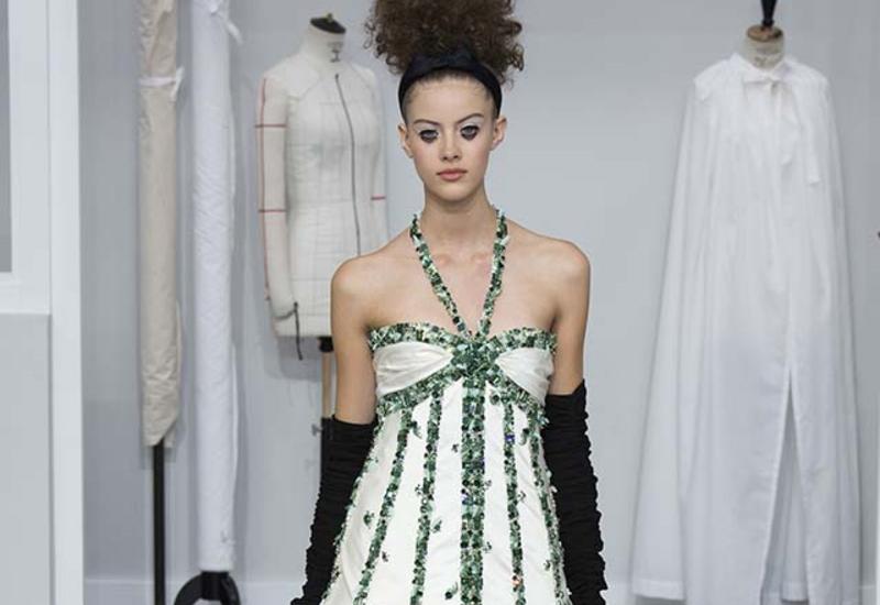 Швейное ателье Chanel на Paris Haute Couture