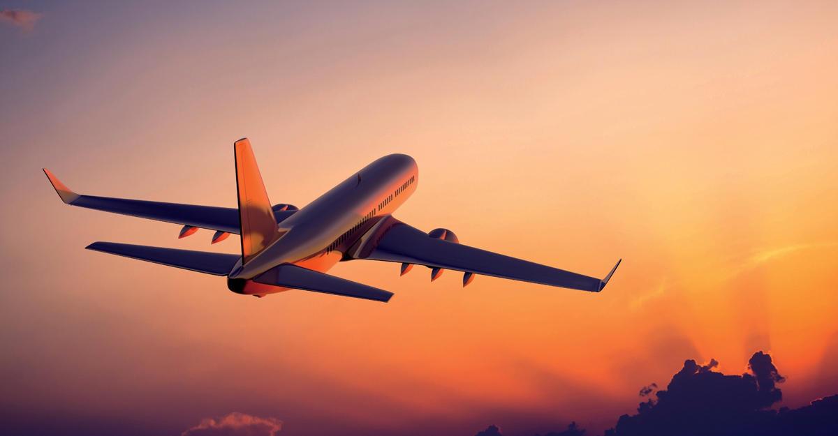 Террорист ранил 3-х человек всамолете, который летел в КНР