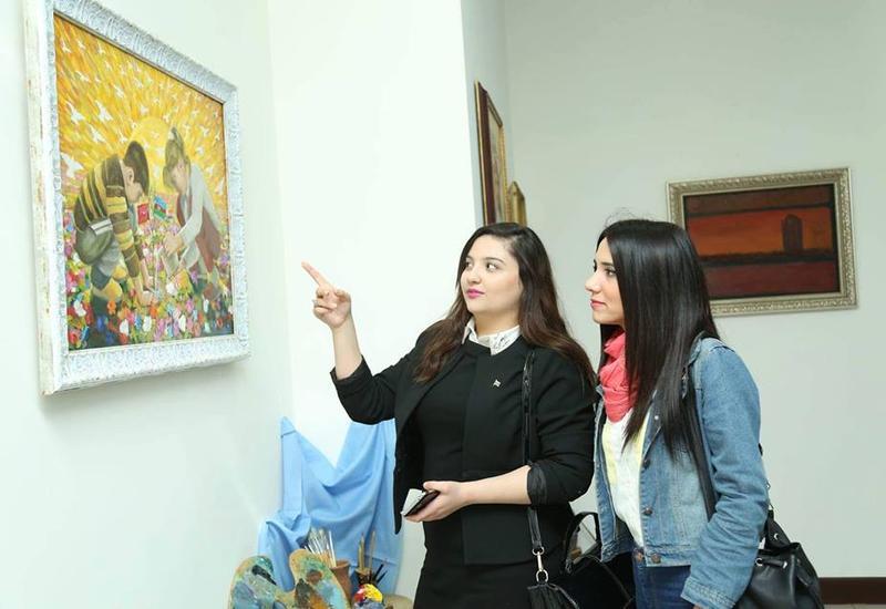 Гянджинцев ждет выставка Episkeptis