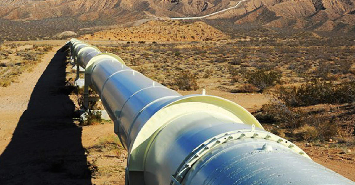 Нанеделю раньше. Газопровод TANAP будет запущен 12июня 2018г