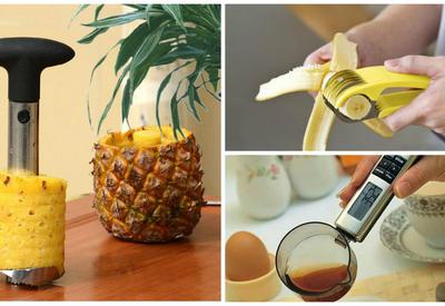 19 невероятно полезных гаджетов, которые нужны каждому на кухне