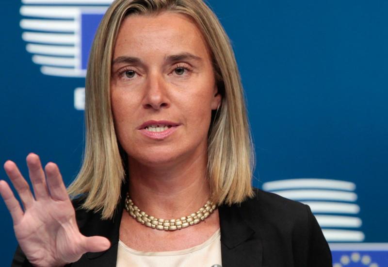 Могерини призвала добиться прекращения огня в Ливии
