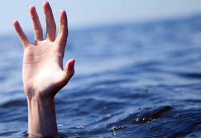 В Хачмазе в искусственном озере утонул человек