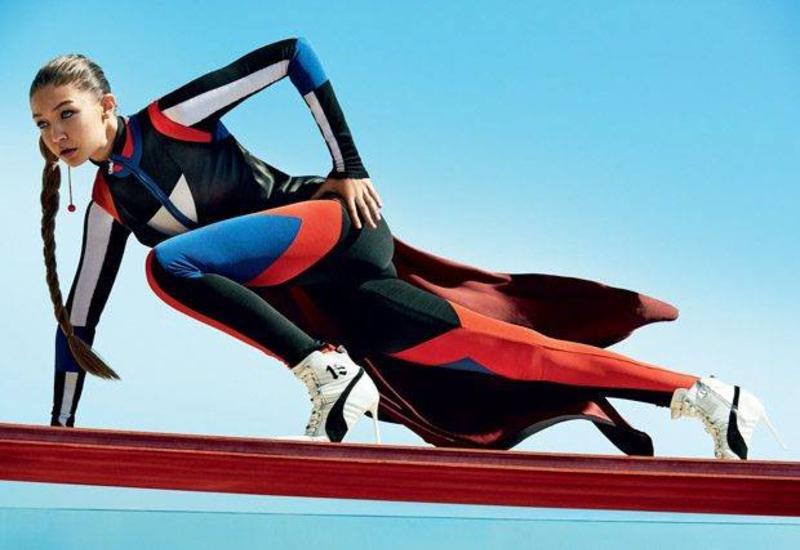 Олимпийская лихорадка не обошла стороной и fashion-индустрию