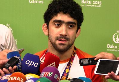 Тогрул Аскеров: Рад, что вернулся на Родину с олимпийской медалью