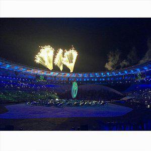В Cеть попали кадры репетиции церемонии открытия Рио-2016 - ФОТО - ВИДЕО