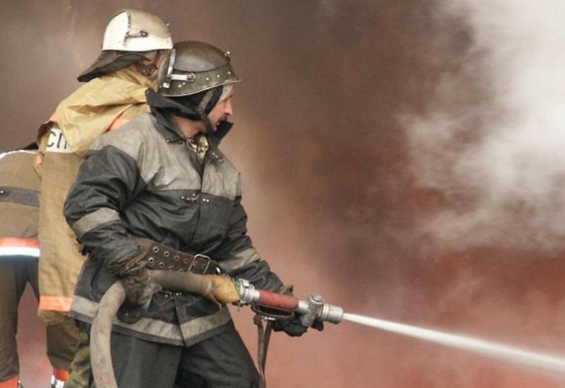 В Стамбуле горят фабрики
