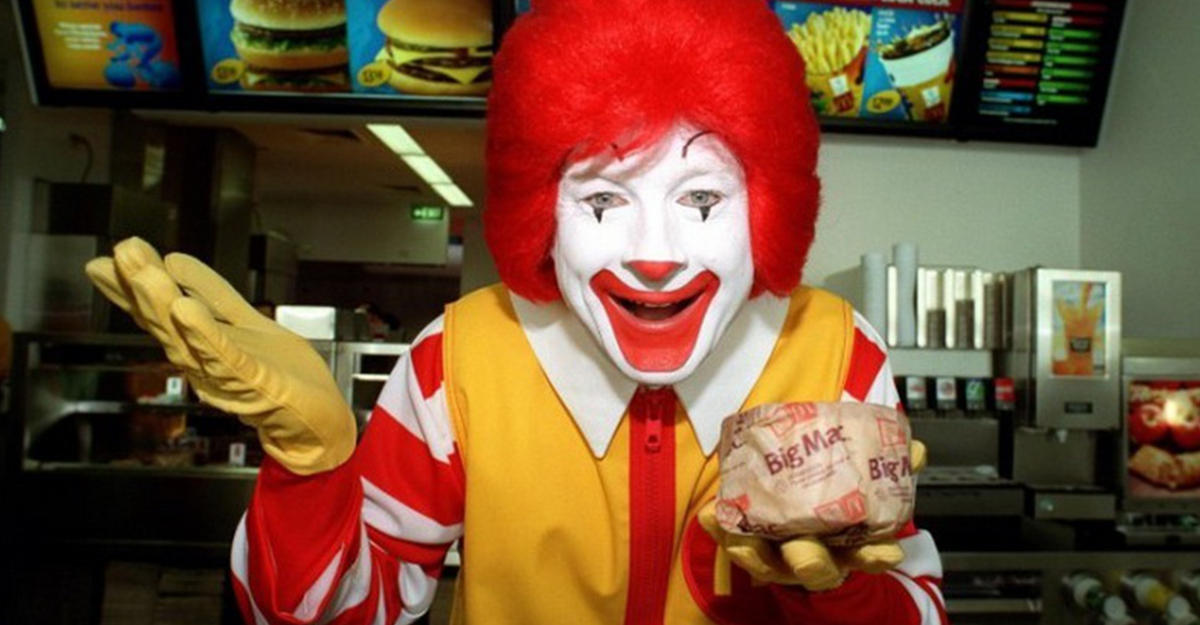 why mc donald taste so good essay Read the why mcdonald's fries taste so good discussion from the chowhound general discussion, mcdonalds food community join the discussion today.