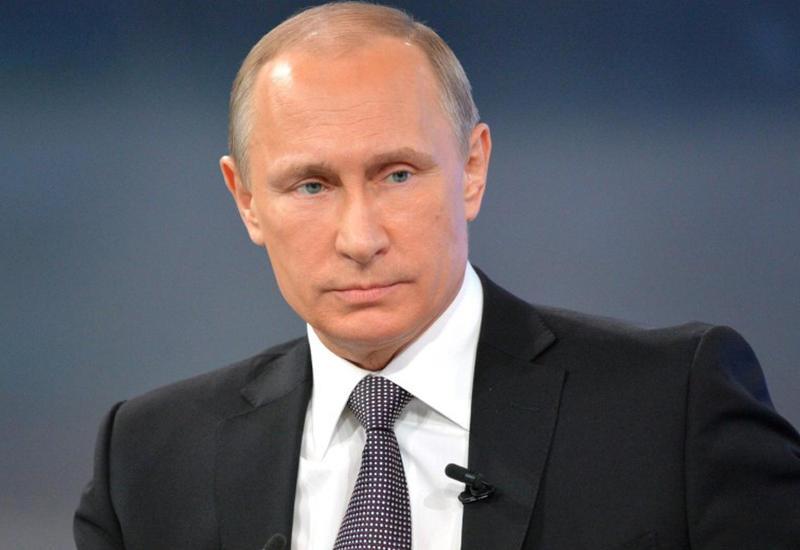 Путин заявил, что СССР не надо было разваливать