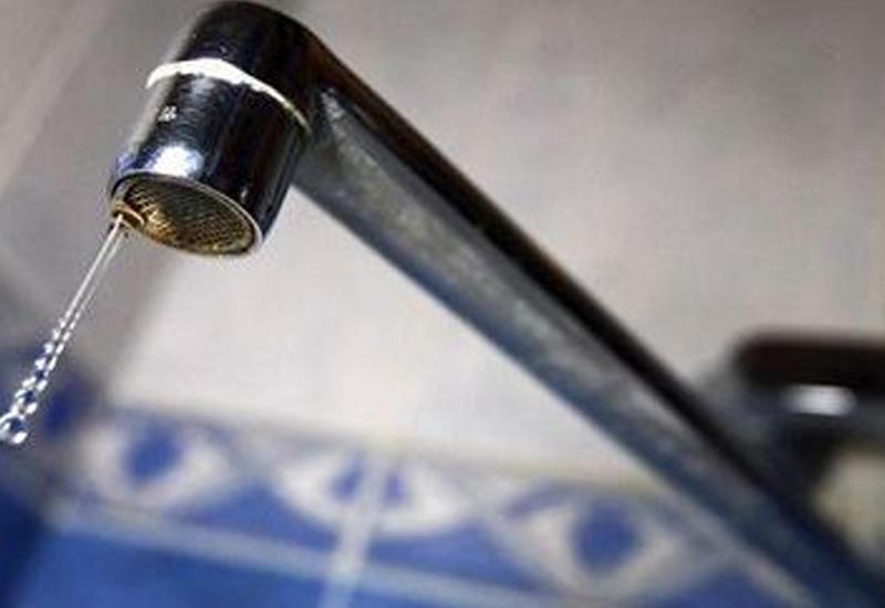 В ряде городов Азербайджана будут перебои в подаче воды