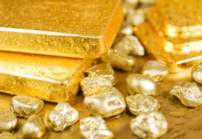 Азербайджан резко увеличил добычу золота