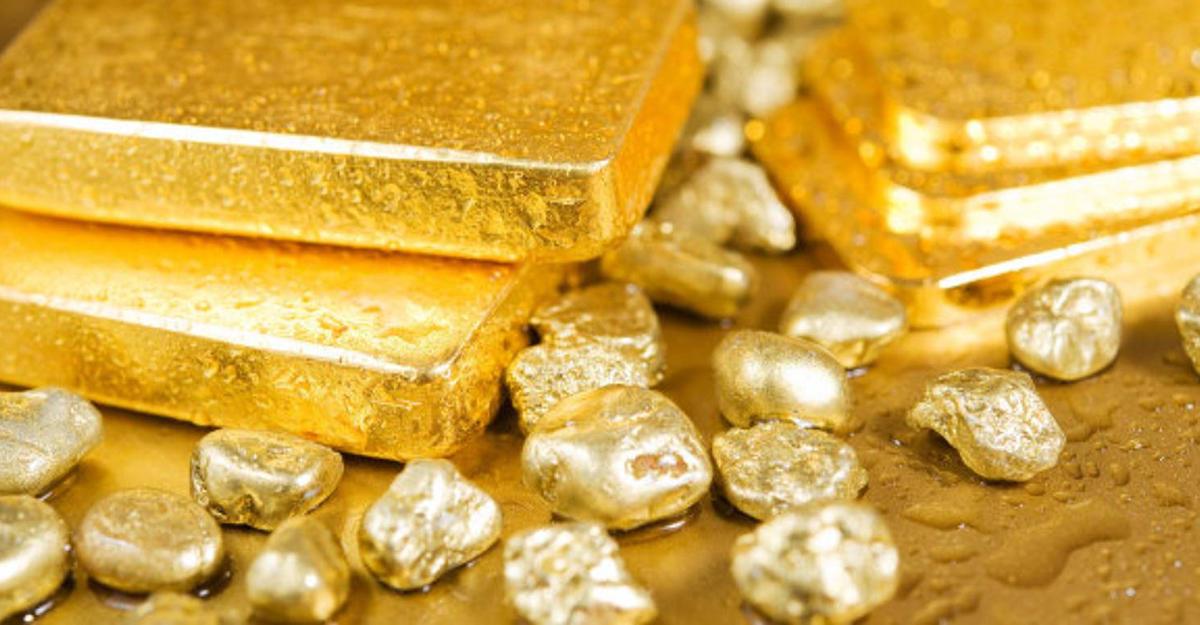 Азербайджан увеличил добычу золота в3,2 раза