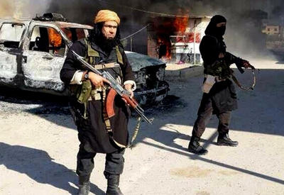 """Ответственность за взрыв в Багдаде взяло на себя """"ИГ"""""""