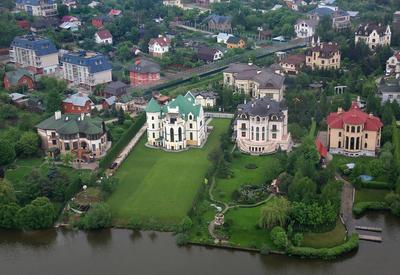 Армяне отбирают у русских Подмосковье - ПОДРОБНОСТИ