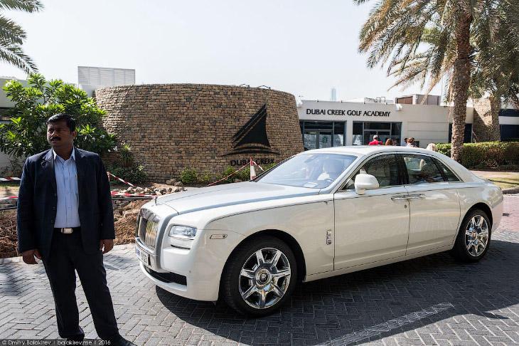 Дубай - самый прогрессивный город мира с гидроплана
