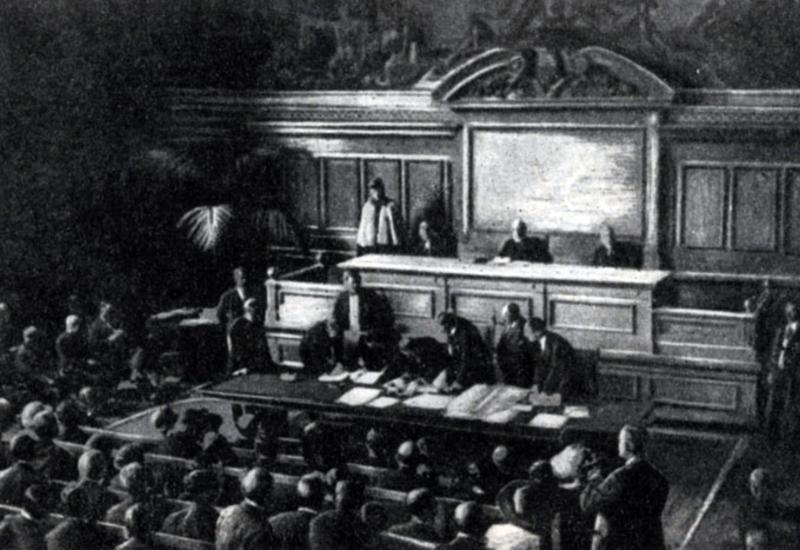 """""""Историческая призма"""": 1923 год. Как в Лозанне похоронили надежды армян на турецкие земли"""