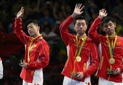 Недовольство Китая на Олимпиаде-2016