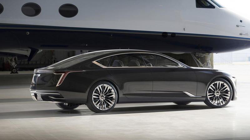 Cadillac показал машину для самых богатых