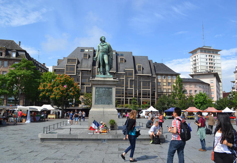Путешествие в Европу: Достопримечательности франко-немецкого Страсбурга