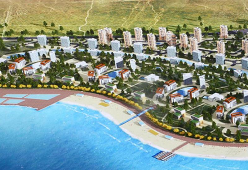 На берегу Каспия появится новый город
