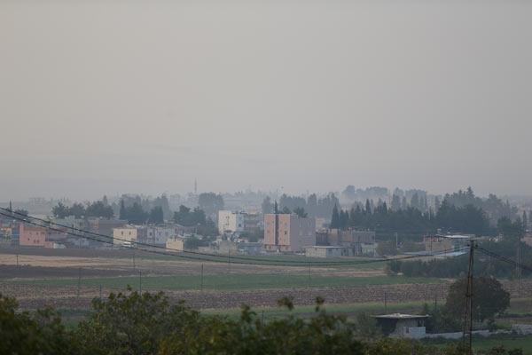 Командующий турецким спецназом прибыл в освобожденный сирийский город