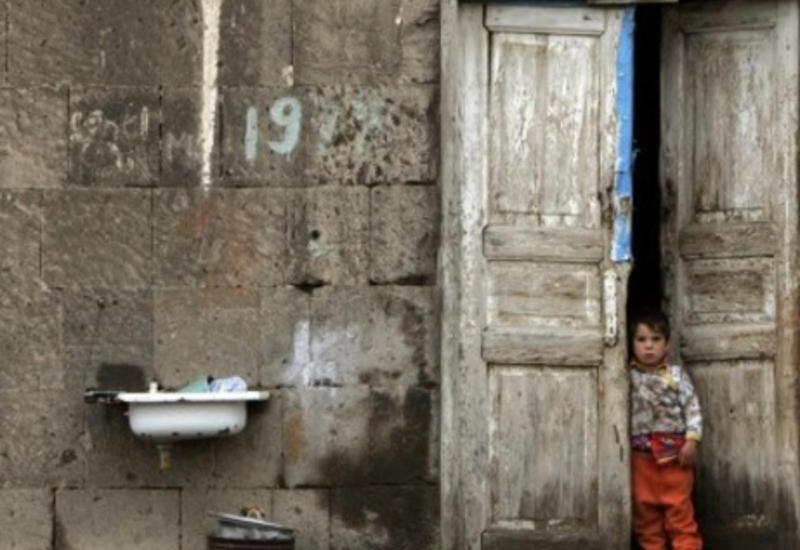 Армения за годы независимости потеряла 700 тысяч человек