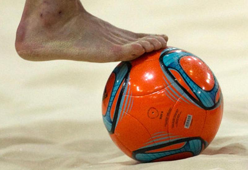 Федерация пляжного футбола Азербайджана открыла летний сезон