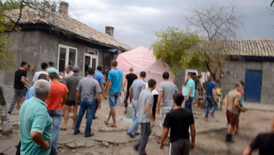 Дома цыгане на украине видео — 10