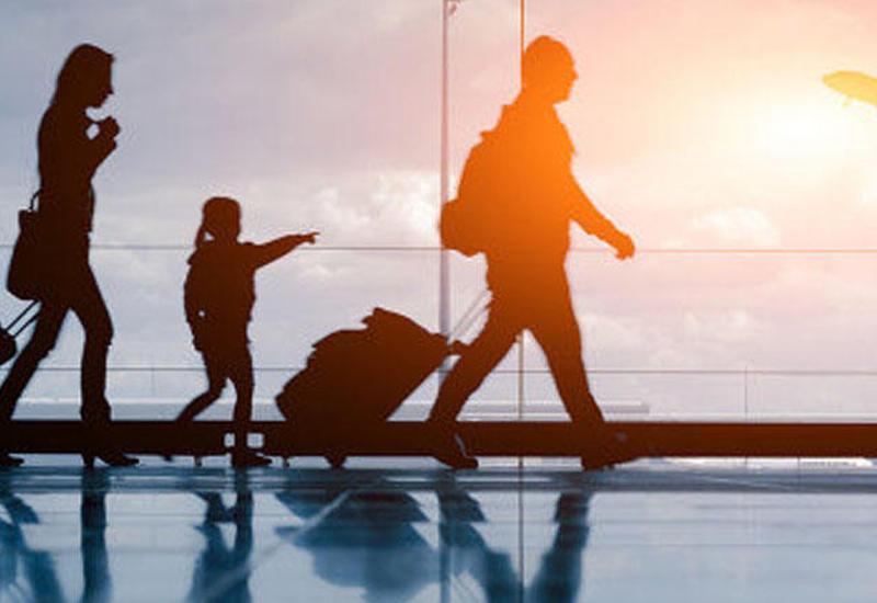 Туристы из каких стран приезжают в Азербайджан чаще