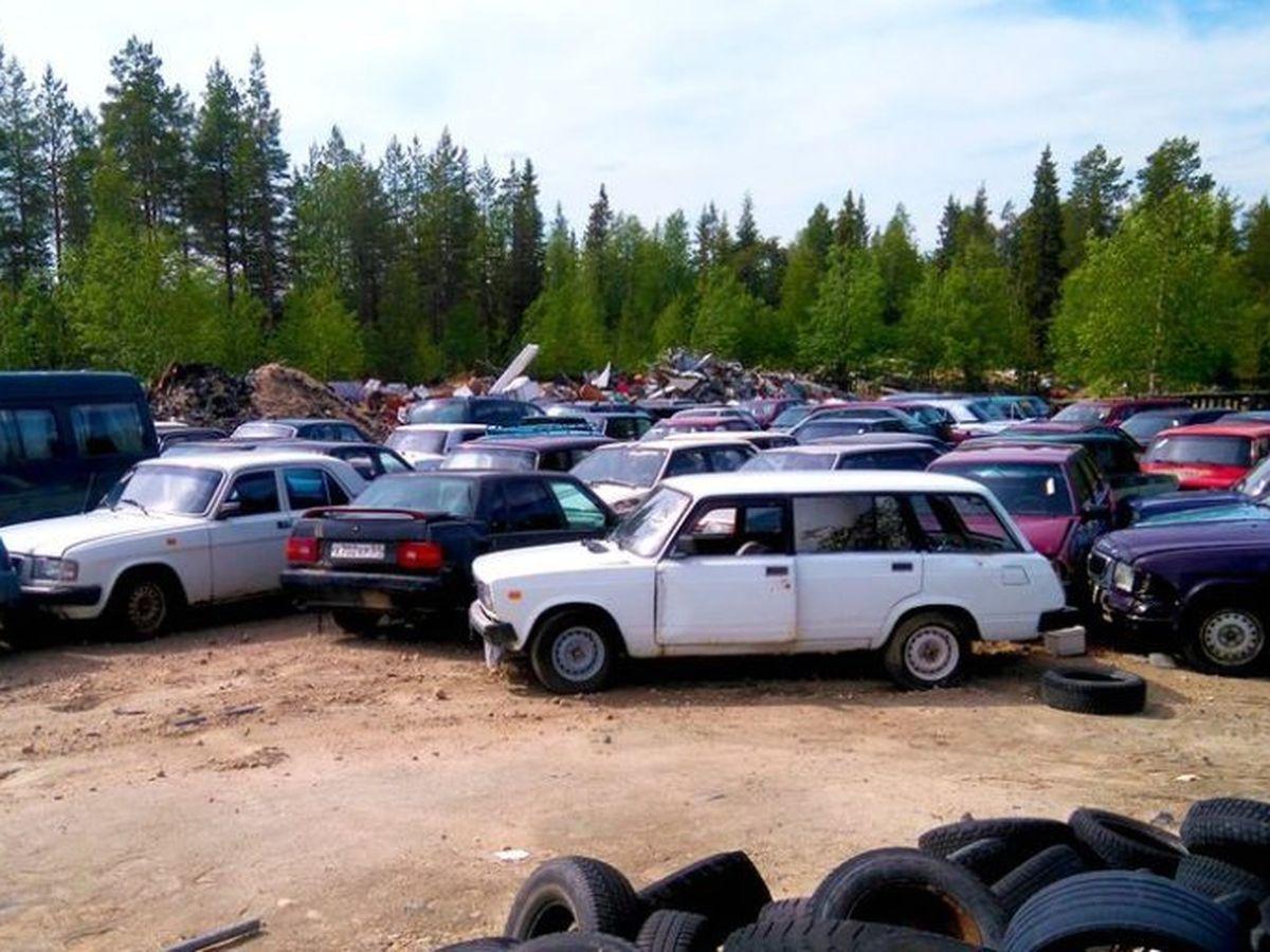 Финская таможня продала все автомобили беженцев d2c9d8a2a28