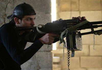 """Сирийская армия отбила два стратегических пункта под Дамаском <span class=""""color_red"""">- ВИДЕО</span>"""