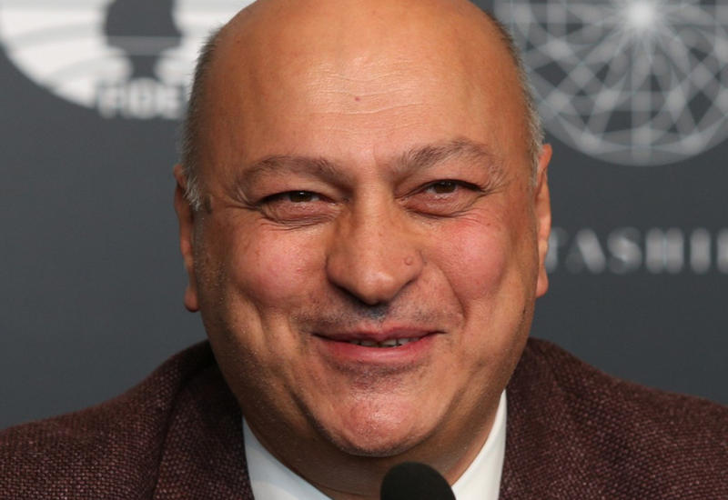 Зураб Азмайпарашвили: «Олимпиада в Баку – не просто одна из лучших. Она лучшая»