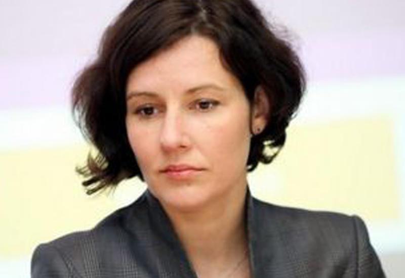 Министр финансов Латвии обыграла шахматную королеву в Баку