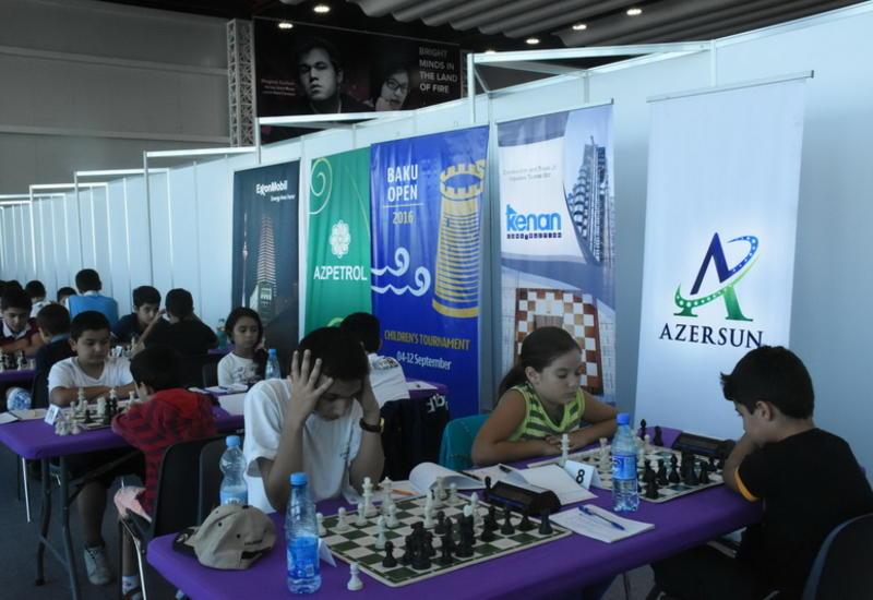 Baku Open - 2016: под одной крышей с сильнейшими шахматистами мира