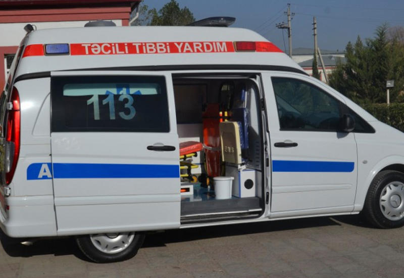 Несчастный случай в Баку: пострадала целая семья