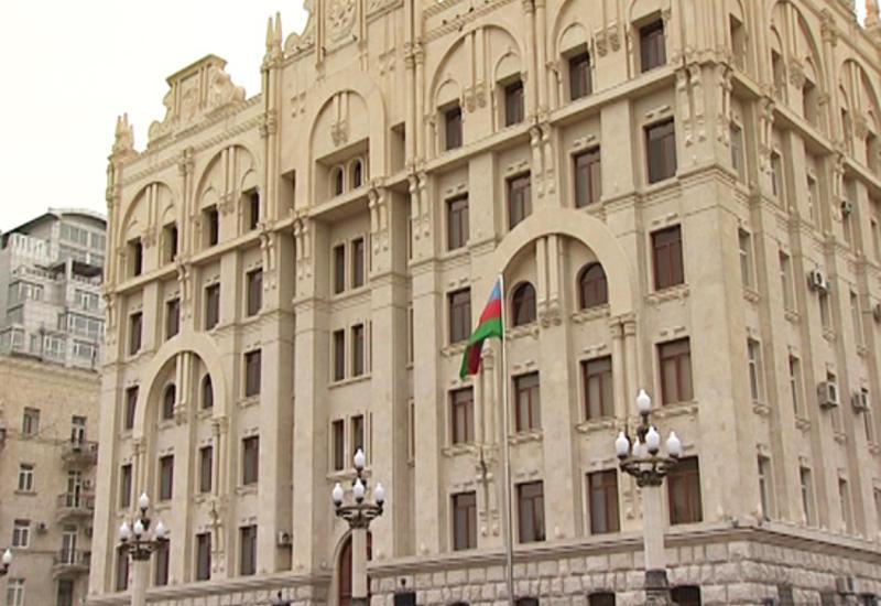 МВД Азербайджана пожертвовало в Фонд поддержки борьбы с коронавирусом 1 млн манатов