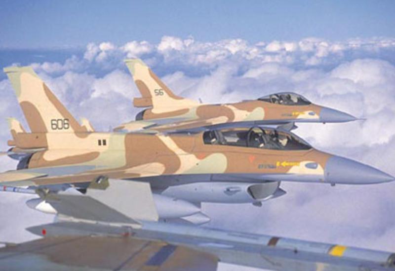 Израиль поразил объекты ХАМАС в Газе в ответ на запуск шаров со взрывчаткой
