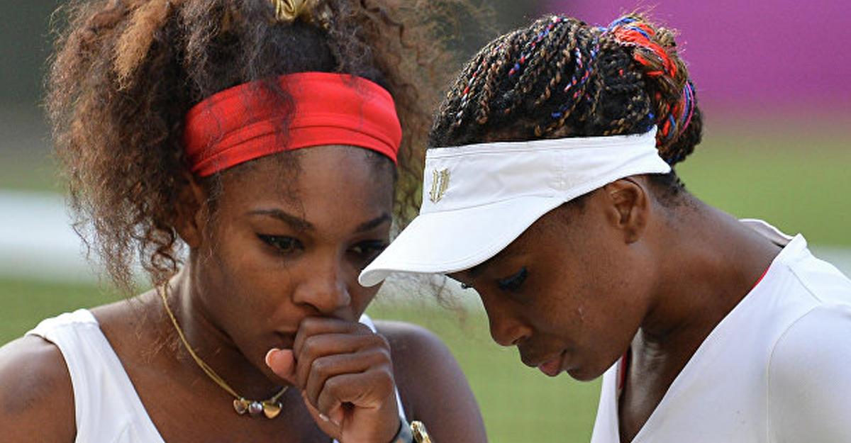 WADA не смогла скрыть факт приема допинга сестрами Уильямс