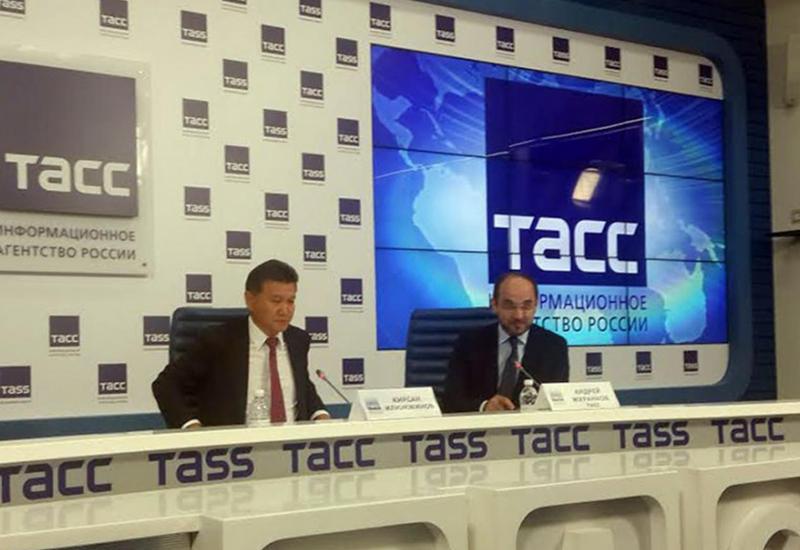 Кирсан Илюмжинов: Баку удалось провести лучшую за всю историю шахматную Олимпиаду