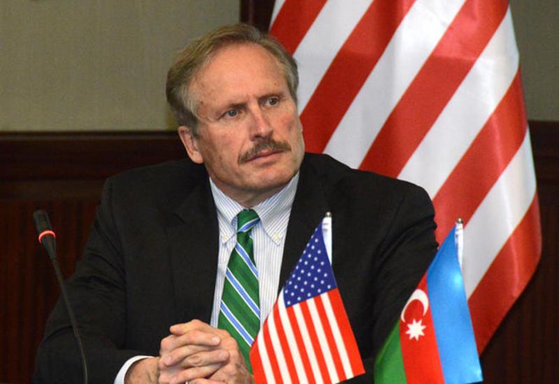 Посол США о направлениях сотрудничества с Азербайджаном