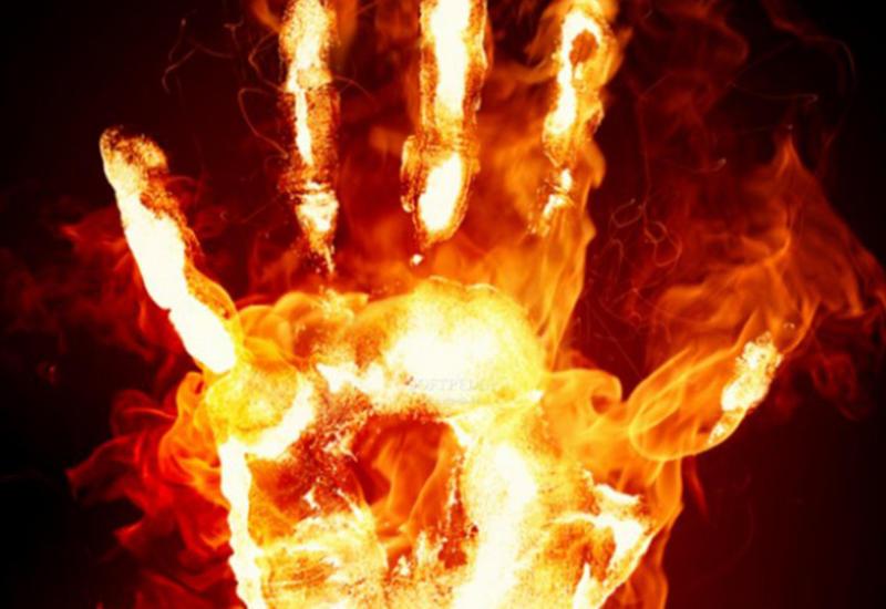 Самосожжение входит в моду в Армении